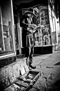 Country Musician in Nashville by Matilde Simas