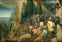 Conversion of St. Paul by Pieter Brueghel the Elder