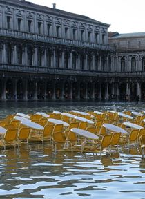 Piazza San Marco in Acqua Alta - Venice by OG Venice Italy Travel Guide