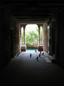 A Very Venetian Dead End - Venice by OG Venice Italy Travel Guide