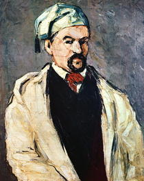 Onkel Dominique von Paul Cezanne