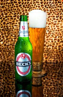 Becks Beer von Ken Howard