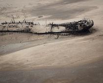 Shipwrecked on the Skeleton Coast, Namibia by Matilde Simas