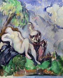 Bathsheba by Paul Cezanne
