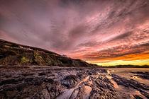 Saunton Sands North Devon by Dave Wilkinson