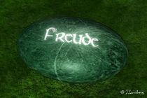 Wunschstein Freude (Wishing Stone Joy) von lousis-multimedia-world