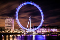 London Eye by Andreas Sachs