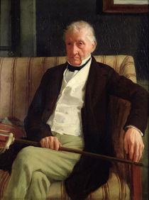 Portrait von Hilaire Degas von Edgar Degas