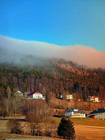 Wolken ziehen über das Land 2 | Landschaftsfotografie von Patrick Jobst
