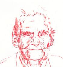 'Portrait einer alten Frau' von Klaus Engels