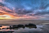 Saunton Sands sunrise von Dave Wilkinson