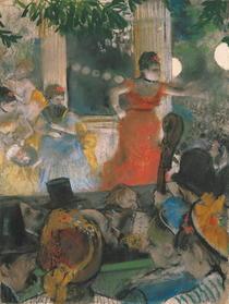 Das Variete Ambassador von Edgar Degas