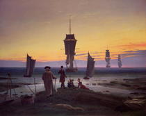 The Stages of Life by Caspar David Friedrich
