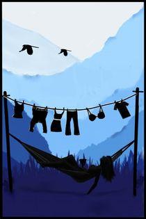 Wash Day Blues by Mark Shearman