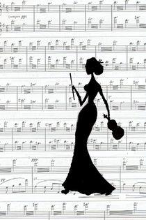 Violin  von Mark Shearman