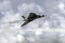 Vulcan Soar by James Biggadike