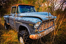 Old Chevrolet by Debra and Dave Vanderlaan