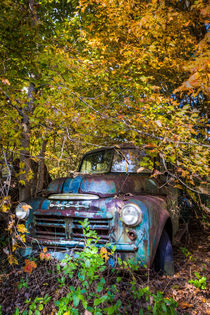 Old Dodge by Debra and Dave Vanderlaan