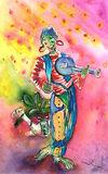 Musician-in-crocodile-park-from-gran-canaria-01