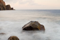 Las Playas bay von Víctor Suárez