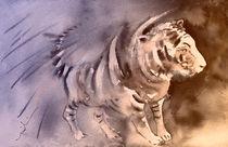 Tiger in Crocodile Park in Gran Canaria 02 von Miki de Goodaboom