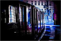 U-bahn Station Schlesischer Tor von Kayphoto4u Photography Amersfoort