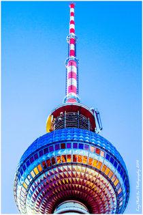 Fernsehturm Berlin by Kayphoto4u Photography Amersfoort
