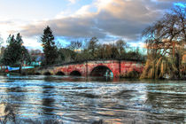 Sonning Bridge by Doug McRae