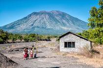 Bali - Mount Agung von Gerald Wacker