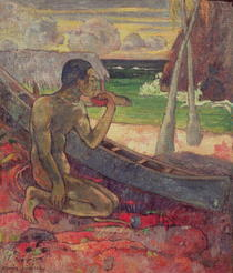 The Poor Fisherman by Paul Gauguin
