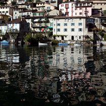 A la Hundertwasser von Bruno Schmidiger