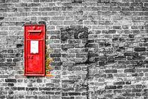 post box von Doug McRae