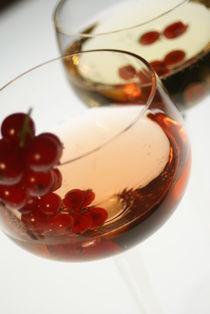 Berries in Wine by uta-behnfeld