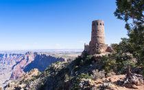 Desert View Watchtower by John Bailey