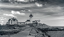 Eastern Point Lighthouse Compound von John Bailey