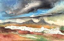 Landscape of Lanzarote 01 by Miki de Goodaboom