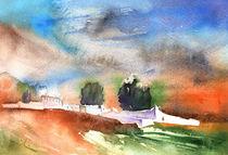 Landscape of Lanzarote 03 von Miki de Goodaboom