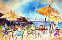 Papagayo Beach Bar von Miki de Goodaboom