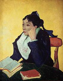 Bürgerin Arles von Vincent Van Gogh