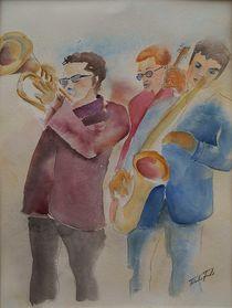 Jazz von Theodor Fischer