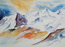 Winter by Theodor Fischer