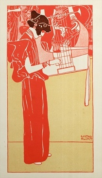 Musik von Gustav Klimt