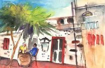 Restaurant in Puerto Carmen by Miki de Goodaboom