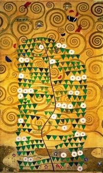 Lebensbaum von Gustav Klimt