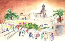 Market in Teguise 02 by Miki de Goodaboom