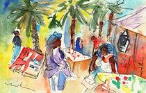 Market in Teguise 03 von Miki de Goodaboom
