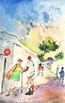 Market in Teguise 05 von Miki de Goodaboom