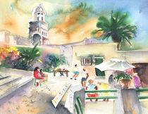 Market in Teguise 07 von Miki de Goodaboom