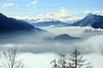 Über den Wolken by Jens Berger