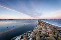 Ostsee-Abend by Beate Zoellner